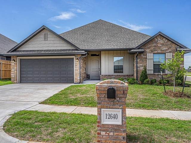 12640 NW 138 Street, Piedmont, OK 73078 (MLS #912071) :: Keri Gray Homes