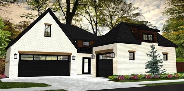 3700 Pavilion Place, Edmond, OK 73034 (MLS #912091) :: Homestead & Co