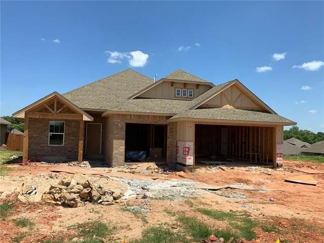 2016 Edgewater Drive, Moore, OK 73160 (MLS #912092) :: Homestead & Co
