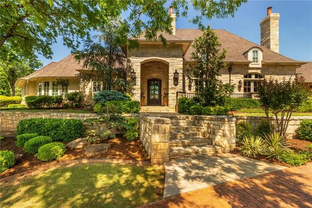 2204 Catalina Drive, Edmond, OK 73013 (MLS #912117) :: Homestead & Co