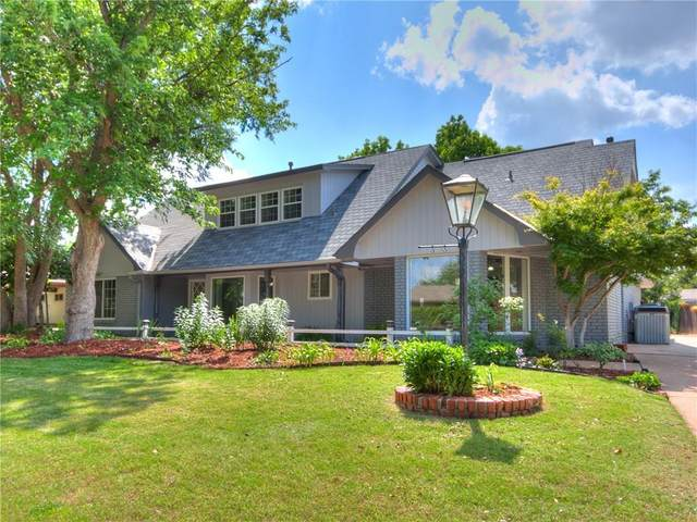 11001 Redbud Lane, Oklahoma City, OK 73120 (MLS #912118) :: Homestead & Co