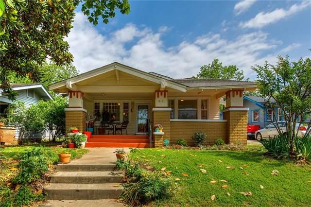 215 NW 27th Street, Oklahoma City, OK 73103 (MLS #912134) :: Homestead & Co