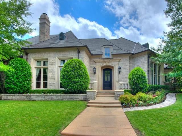 14609 Mistletoe Drive, Oklahoma City, OK 73142 (MLS #912207) :: Homestead & Co