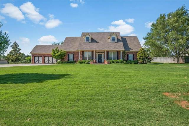 3116 Castle Creek Drive, Newcastle, OK 73065 (MLS #912212) :: Homestead & Co