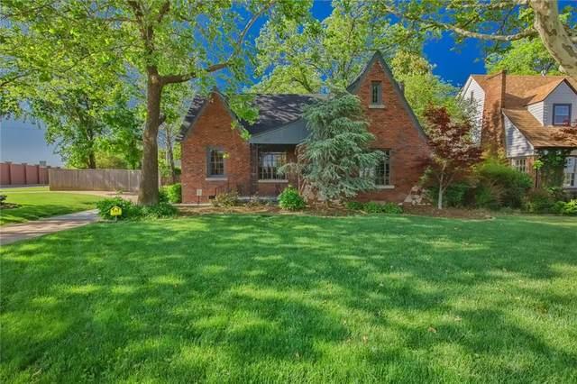 208 NW 36th Street, Oklahoma City, OK 73118 (MLS #912221) :: Homestead & Co