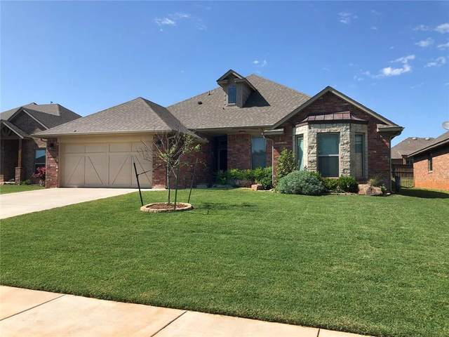 4733 Rosewood Court, Noble, OK 73068 (MLS #912237) :: Homestead & Co