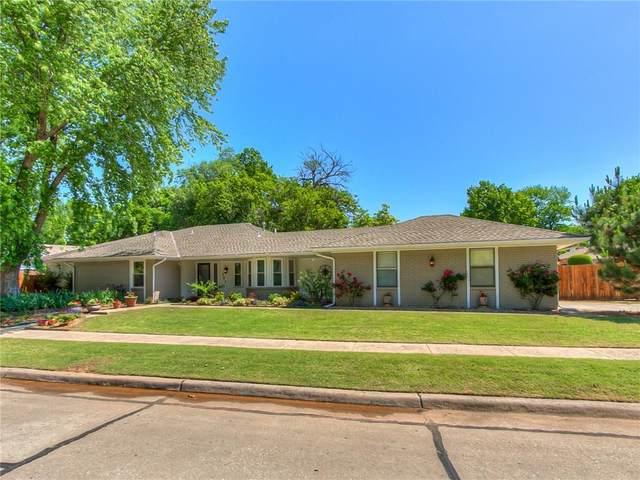 501 Cherry Creek Drive, Norman, OK 73072 (MLS #912238) :: Homestead & Co