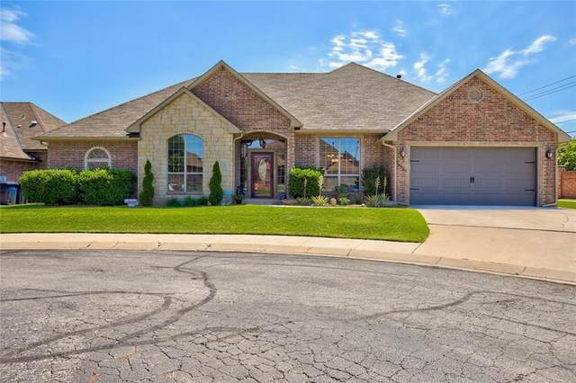 16500 Brewster Lane, Edmond, OK 73012 (MLS #912243) :: Homestead & Co