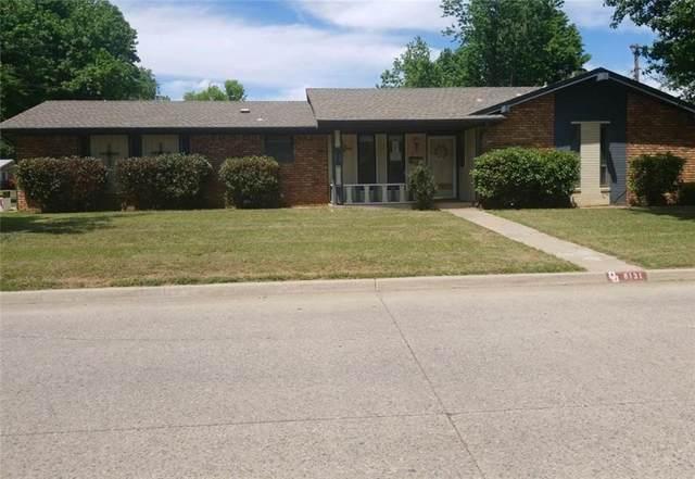 8131 NW 25TH Street, Bethany, OK 73008 (MLS #912267) :: Homestead & Co