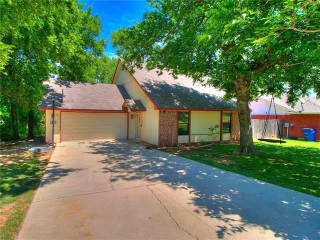 707 Rolling Meadow, Noble, OK 73068 (MLS #912285) :: Homestead & Co