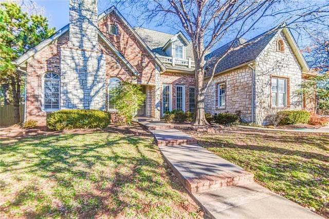 1401 Copper Rock Drive, Edmond, OK 73025 (MLS #912289) :: Homestead & Co