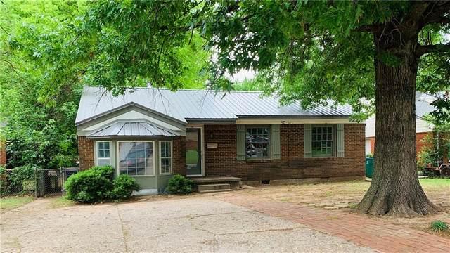 3013 W Hill Street, Oklahoma City, OK 73112 (MLS #912321) :: Homestead & Co