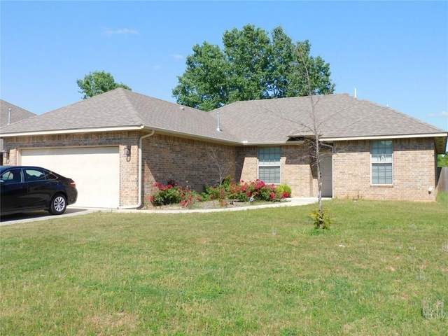 2206 Brook Drive, Choctaw, OK 73020 (MLS #912328) :: ClearPoint Realty