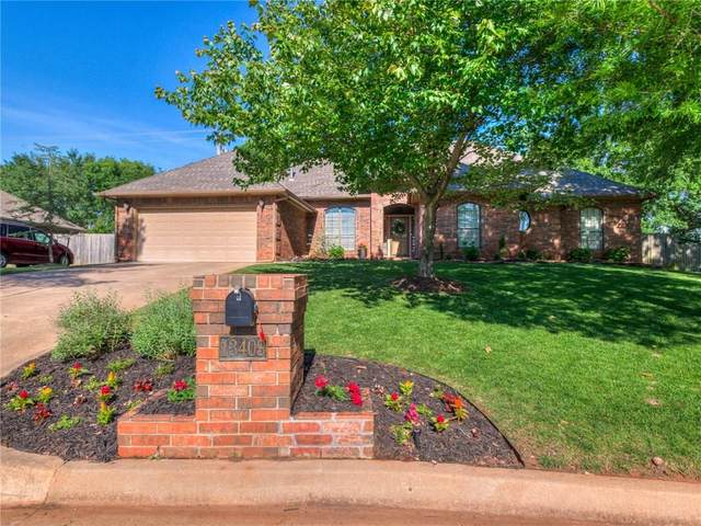 13409 Cedar Trail, Oklahoma City, OK 73131 (MLS #912341) :: Homestead & Co