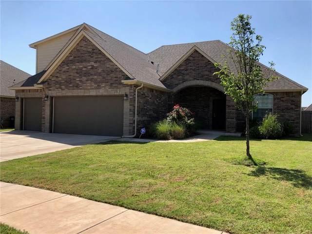 2116 Heavenly Drive, Edmond, OK 73012 (MLS #912345) :: Keri Gray Homes