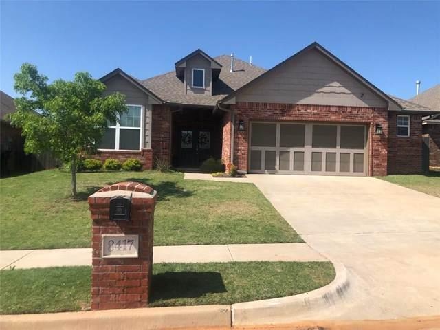 8417 NW 140 Street, Oklahoma City, OK 73142 (MLS #912384) :: Homestead & Co