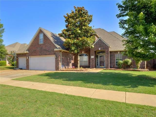 7413 NW 112th Street, Oklahoma City, OK 73162 (MLS #912394) :: Homestead & Co
