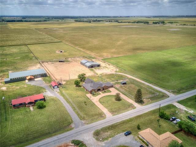 20468 N 2810 Road, Kingfisher, OK 73750 (MLS #912413) :: Homestead & Co
