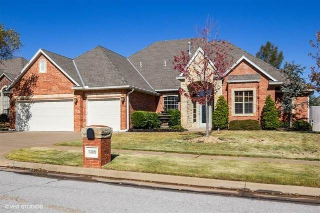5309 NW 118th Circle, Oklahoma City, OK 73162 (MLS #912420) :: Homestead & Co
