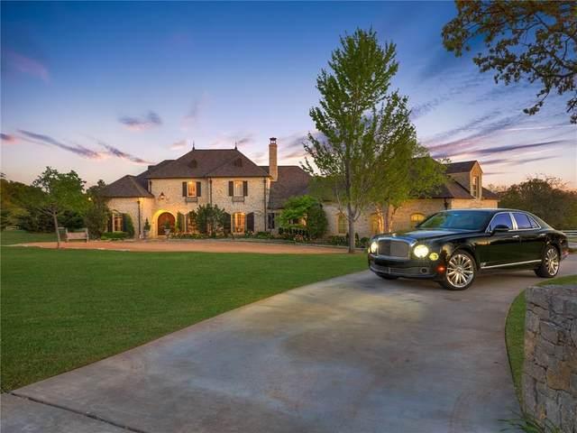 5300 Carrington Place, Oklahoma City, OK 73131 (MLS #912446) :: Homestead & Co