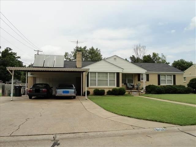 1321 Ann Arbor Drive, Norman, OK 73069 (MLS #912452) :: Homestead & Co