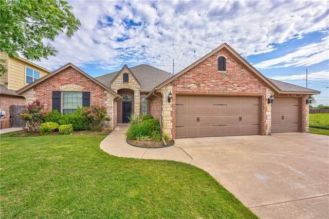 1415 Reid Pryor Road, Norman, OK 73072 (MLS #912465) :: Keri Gray Homes