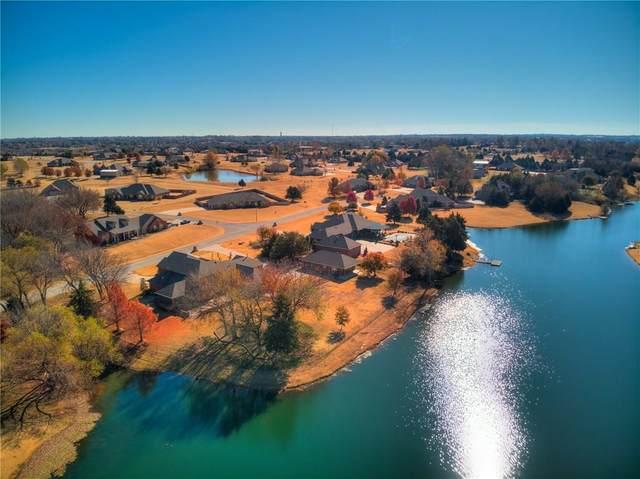 305 W Waterfront Drive, Tuttle, OK 73089 (MLS #912466) :: Erhardt Group at Keller Williams Mulinix OKC