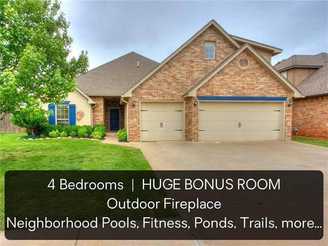 3217 Orchard Avenue, Edmond, OK 73012 (MLS #912492) :: Homestead & Co