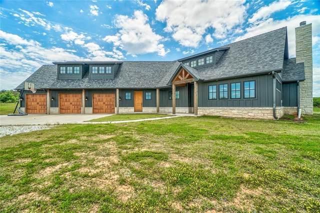 16748 Crosslin Road, Shawnee, OK 74801 (MLS #912495) :: Homestead & Co