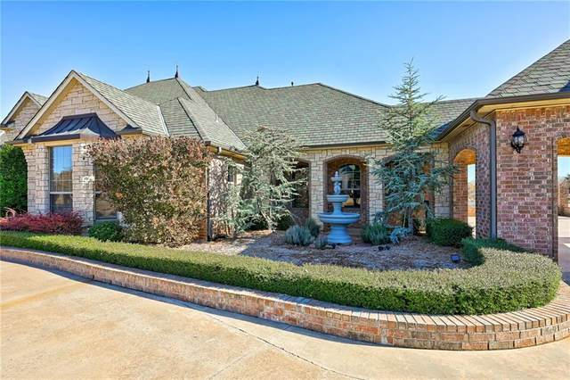 8308 NW 125th Street, Oklahoma City, OK 73142 (MLS #912509) :: Homestead & Co