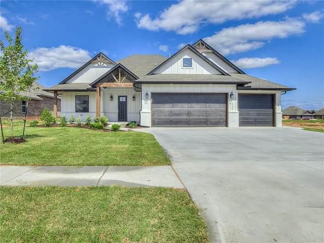 3701 Addison Avenue, Norman, OK 73072 (MLS #912527) :: Homestead & Co