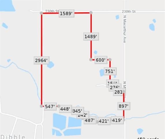 22519 Macarthur Avenue, Blanchard, OK 73010 (MLS #912556) :: Homestead & Co