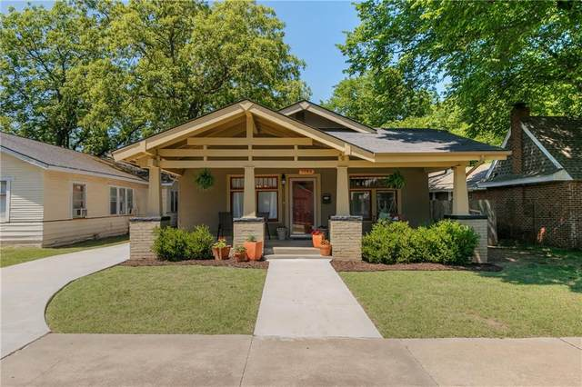1143 NW 40th Street, Oklahoma City, OK 73118 (MLS #912565) :: Homestead & Co