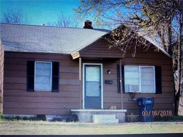 1434 NE 25th Street, Oklahoma City, OK 73111 (MLS #912584) :: Homestead & Co