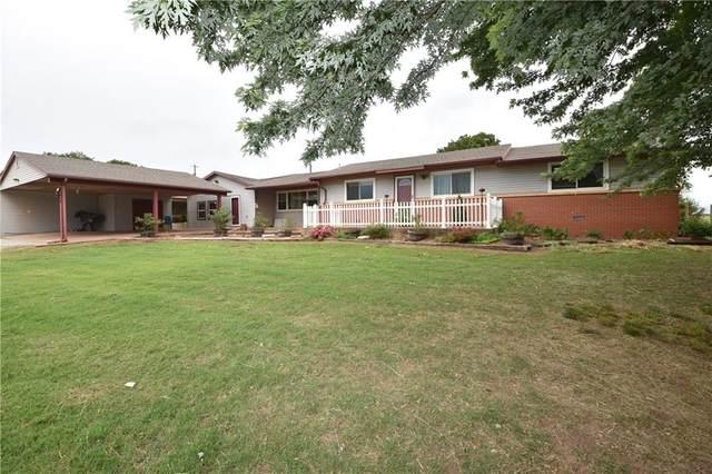 5750 E Forrest Hills Road, Guthrie, OK 73044 (MLS #912589) :: Homestead & Co