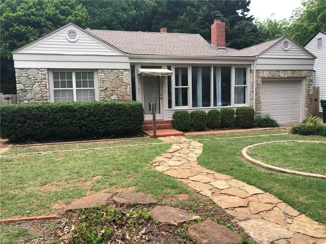 1131 Lombardy Road, Oklahoma City, OK 73118 (MLS #912591) :: Homestead & Co