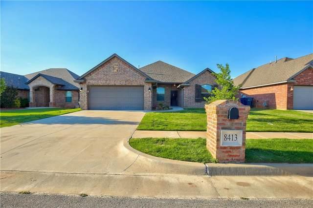8413 NW 142nd Street, Oklahoma City, OK 73142 (MLS #912598) :: Homestead & Co