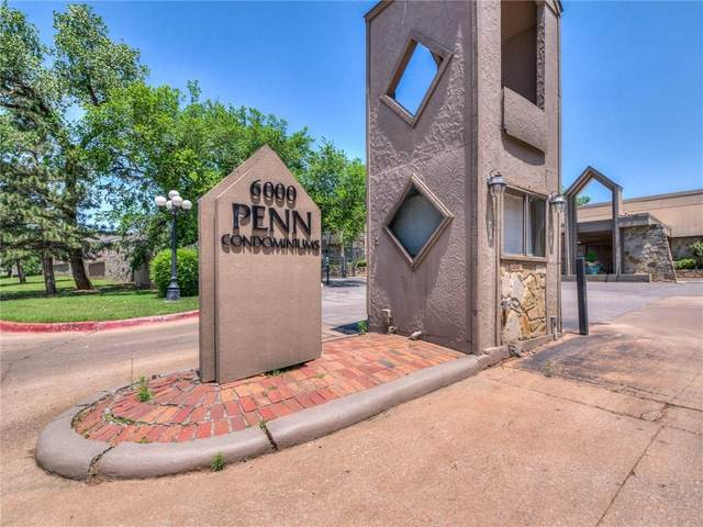 6000 N Pennsylvania Avenue #110, Oklahoma City, OK 73112 (MLS #912600) :: Your H.O.M.E. Team