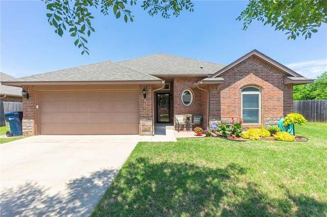 9605 SW 18th Street, Oklahoma City, OK 73128 (MLS #912607) :: Homestead & Co