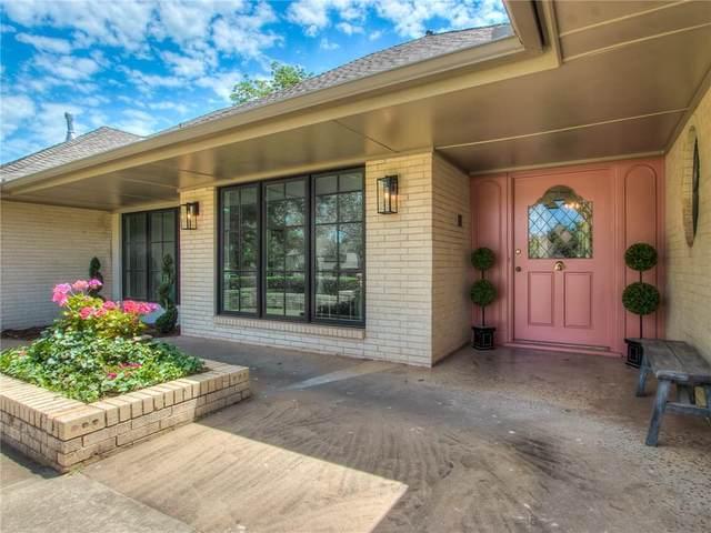 12408 Blue Sage Road, Oklahoma City, OK 73120 (MLS #912611) :: Homestead & Co