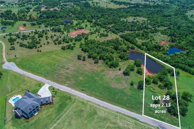 0000 Lot 28 Cashton Creek, Goldsby, OK 73093 (MLS #912612) :: Homestead & Co