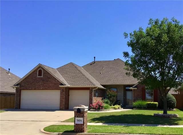 5604 NW 118th Street, Oklahoma City, OK 73162 (MLS #912621) :: Homestead & Co