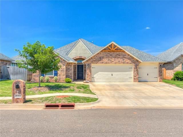 217 SW 169th Street, Oklahoma City, OK 73170 (MLS #912651) :: Homestead & Co