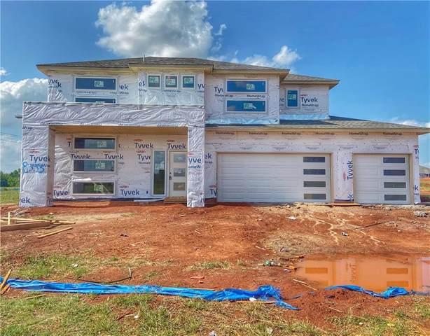 8333 NW 151st Terrace, Edmond, OK 73013 (MLS #912658) :: Homestead & Co