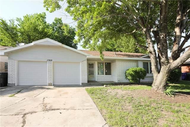 1509 W Hayes Street, Norman, OK 73069 (MLS #912665) :: Homestead & Co
