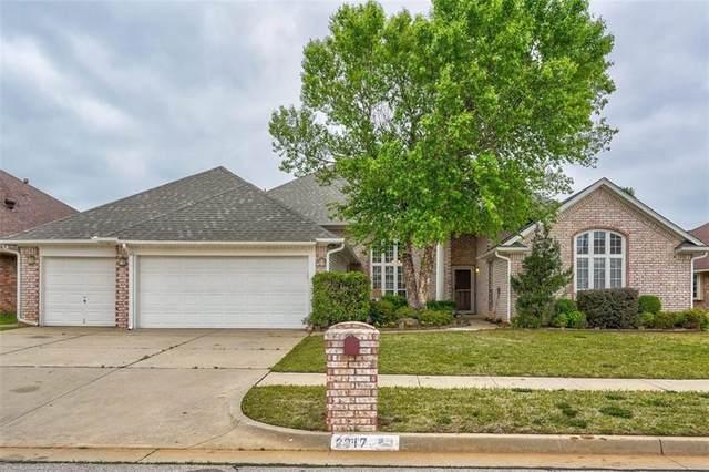 2317 Renwick Avenue, Oklahoma City, OK 73128 (MLS #912690) :: Homestead & Co