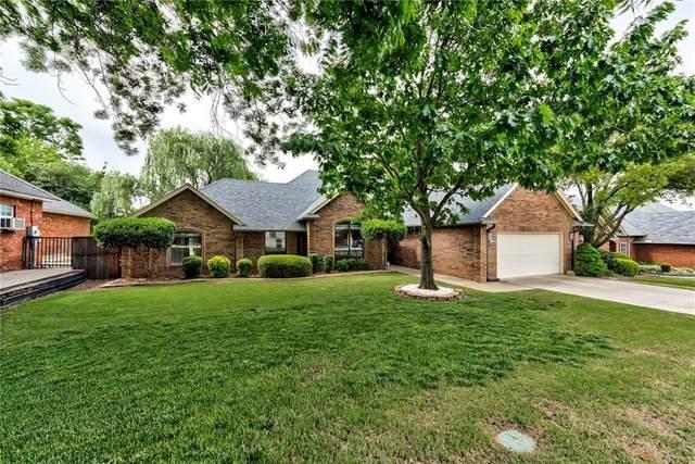 3408 Riverwalk Drive, Norman, OK 73072 (MLS #912705) :: Homestead & Co