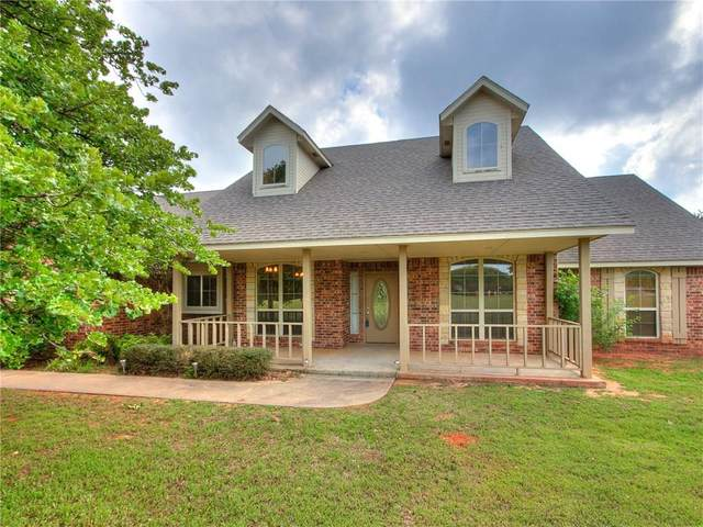 1919 Sandpiper Drive, Blanchard, OK 73010 (MLS #912714) :: Erhardt Group at Keller Williams Mulinix OKC