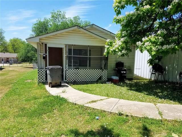 613 S Ocheese Avenue, Wewoka, OK 74884 (MLS #912727) :: Homestead & Co