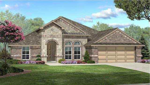 6304 NW 160th Terrace, Edmond, OK 73013 (MLS #912733) :: Homestead & Co